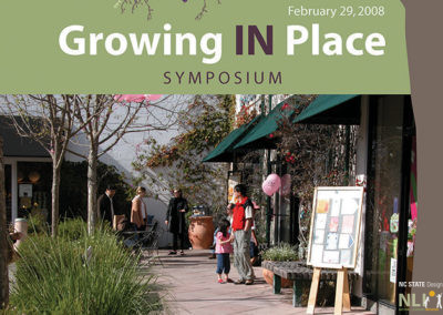 Growing IN Place Symposium 2008