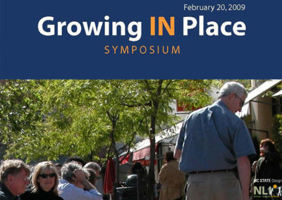 Growing IN Place Symposium 2009