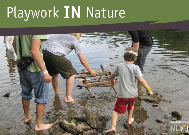 Playwork IN Nature Training 2009