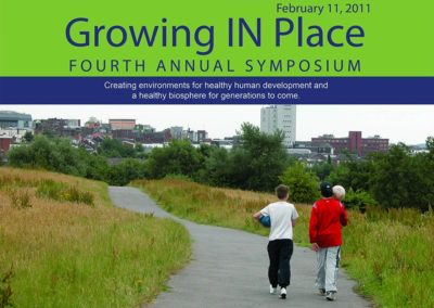 Growing IN Place Symposium 2011