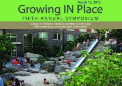 Growing IN Place Symposium 2012