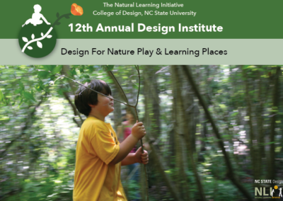 12th Annual Natural Learning Design Institute
