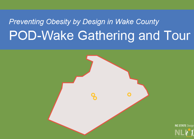 POD Wake County Gathering and Tour 2015