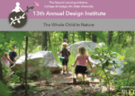13th Annual Natural Learning Design Institute