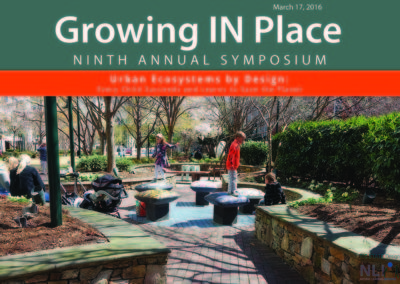 Growing IN Place Symposium 2016