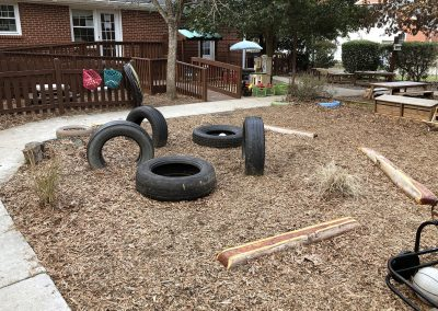 Climbable tires