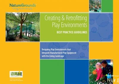 NatureGrounds: Greening Play Environments