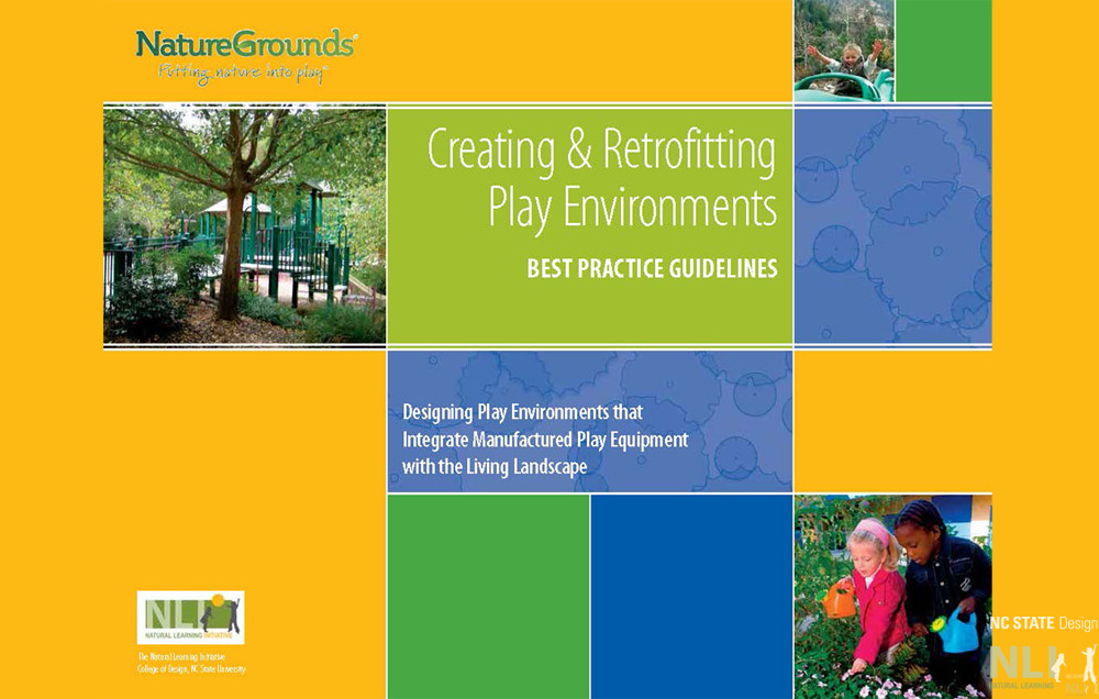 NatureGrounds: Greening Play Environments