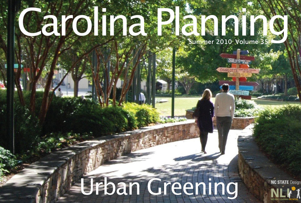 Designing Green Urban Carolina Childhoods: Theory and Practice