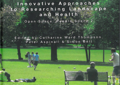 Using Behavior Mapping to Investigate Healthy Outdoor Environments for Children and Families: Conceptual Framework, Procedures and Applications