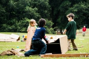 PlayDaze for Engaging Outdoor Activity