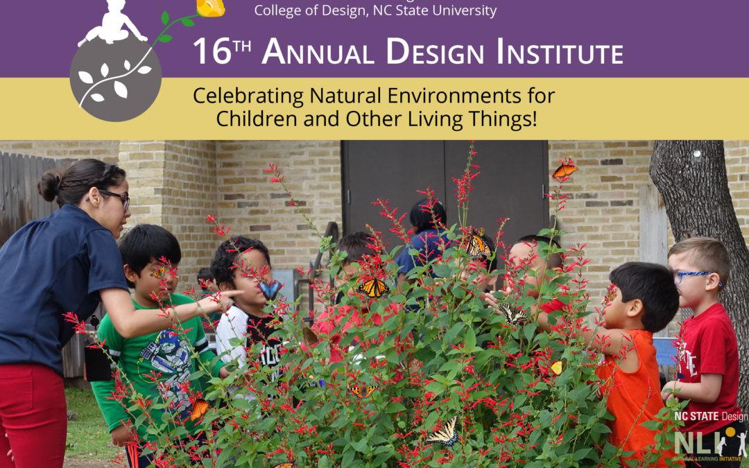 16th Annual NLI Design Institute