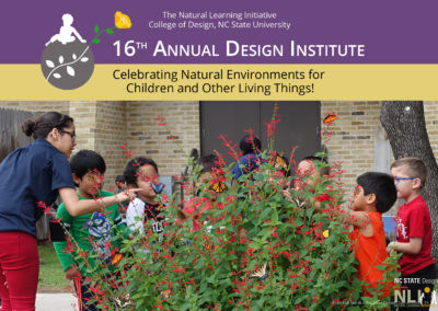 16th Annual Natural Learning Design Institute