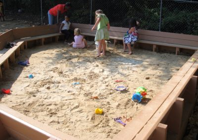 Sand Play Areas: Design