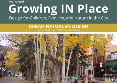 Growing IN Place Symposium 2017