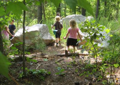 Early Childhood Health Outdoors (ECHO)
