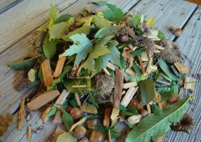 Natural Materials for Play and Learning