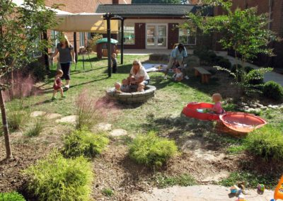Register today for the fall Early Childhood Outdoor Environments online certificate course