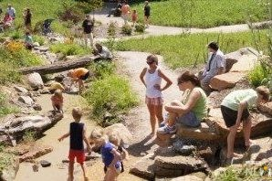 Natural Play and Learning Area Guidelines Project