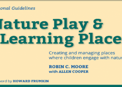 Nature Play & Learning Places