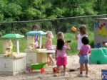 Motivation to Move: Physical Activity Affordances in Outdoor Preschool Areas