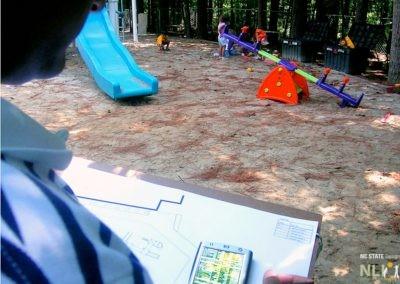 Measuring Physical Activity Affordances in Preschool Outdoor Environments