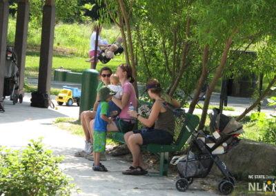 Investigating Parks for Active Recreation for Kids (I-PARK)