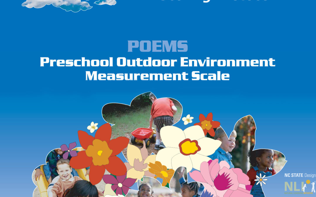 Preschool Outdoor Environment Measurement Scale POEMS