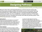 Designing Pathways
