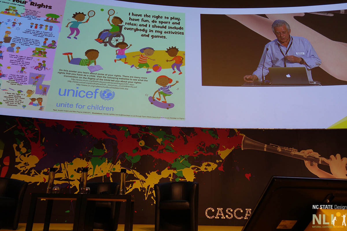 Robin Moore: Convention on the Rights of the Child