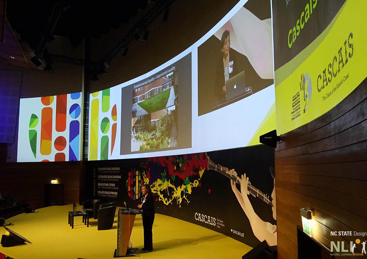 Nilda Cosco: Improving environmental quality by design