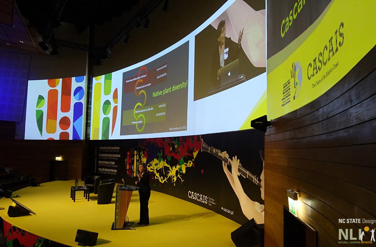 Nilda Cosco: Plant diversity and human health