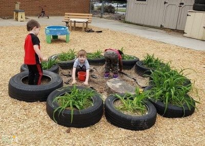 Davidson Community College: Kirk Child Development Center