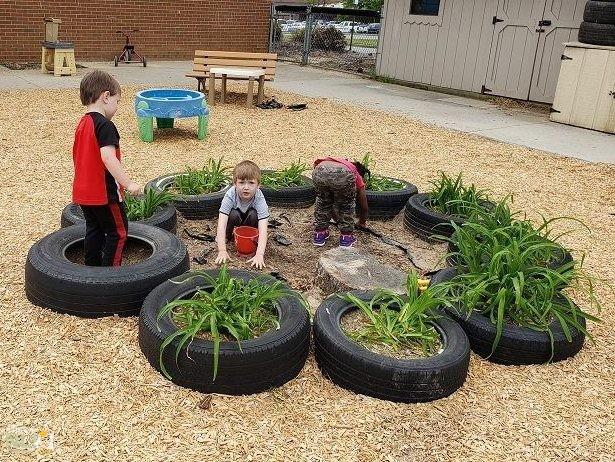Davidson Community College: Kirk Child Development Center