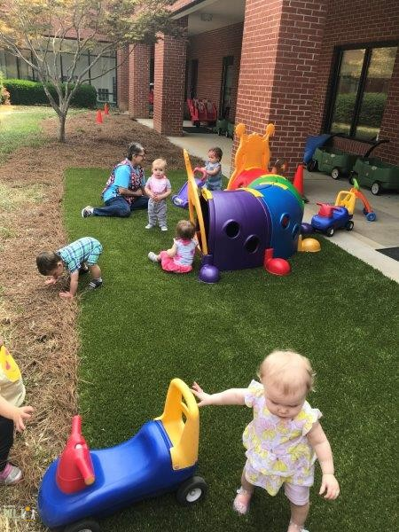 Fayetteville Technical Community College: Children's Center