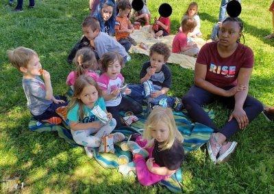 Class picnic