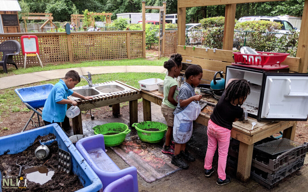 34. Creating A Mud Kitchen