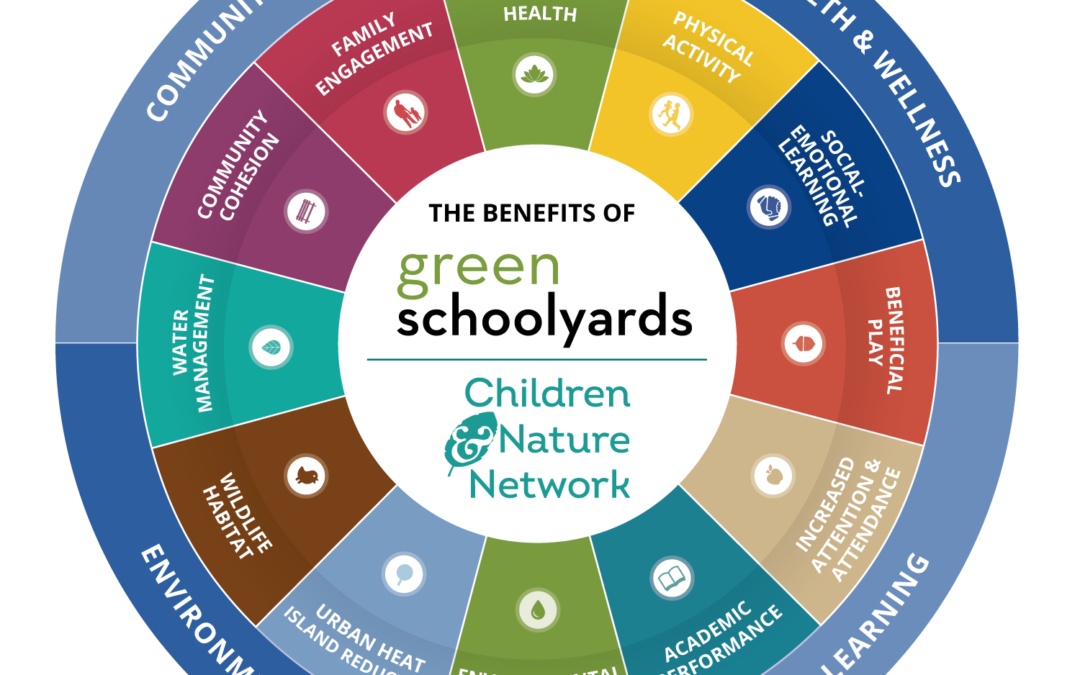 A National Research Agenda Supporting Green Schoolyard Development and Equitable Access to Nature
