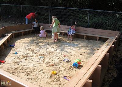 15. Sand Play Settings